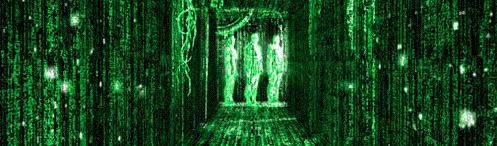 the matrix code